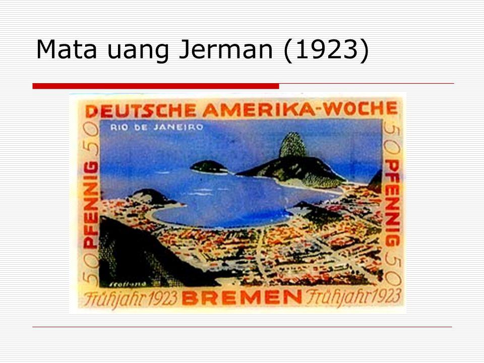 Mata uang Jerman (1923)