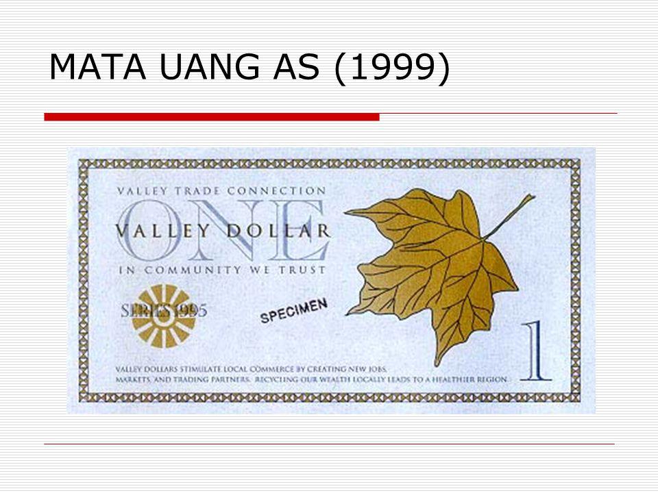 MATA UANG AS (1999)