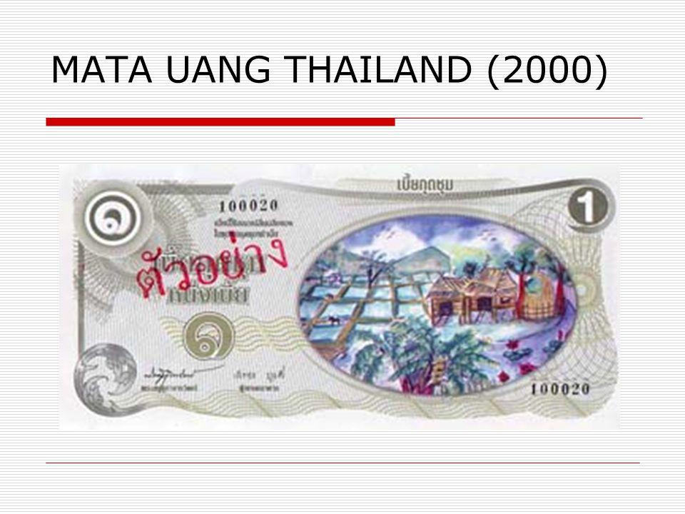 MATA UANG THAILAND (2000)