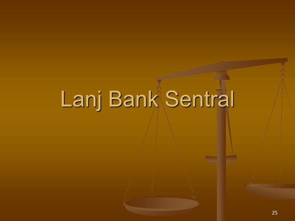 Lanj Bank Sentral