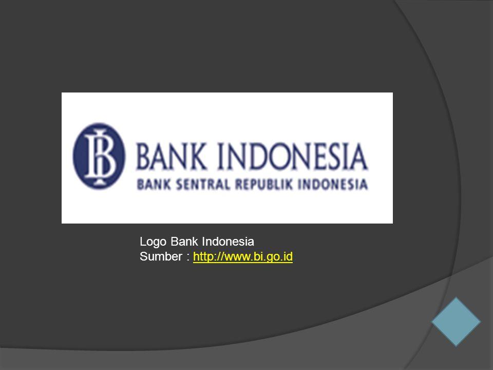 Logo Bank Indonesia Sumber : http://www.bi.go.id
