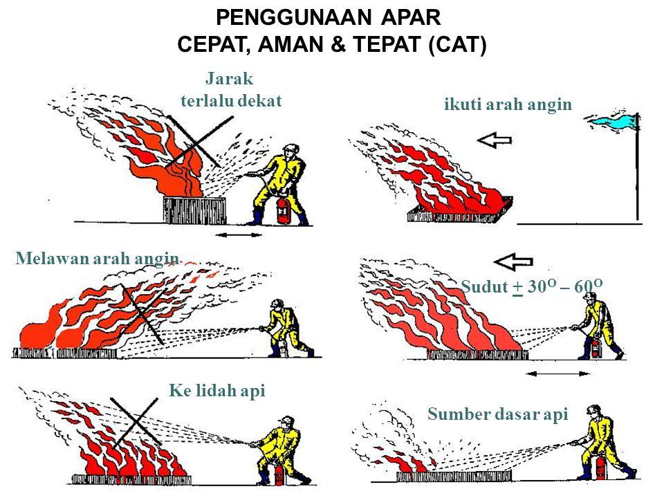 CEPAT, AMAN & TEPAT (CAT)