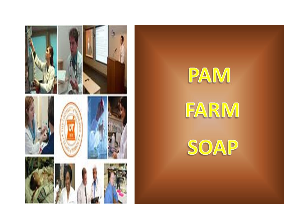 PAM FARM SOAP