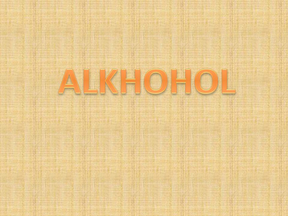 ALKHOHOL