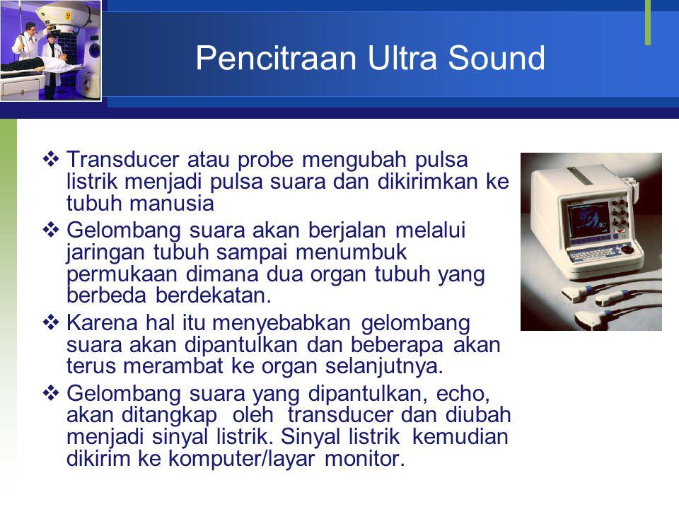 Pencitraan Ultra Sound