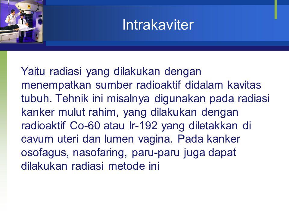 Intrakaviter