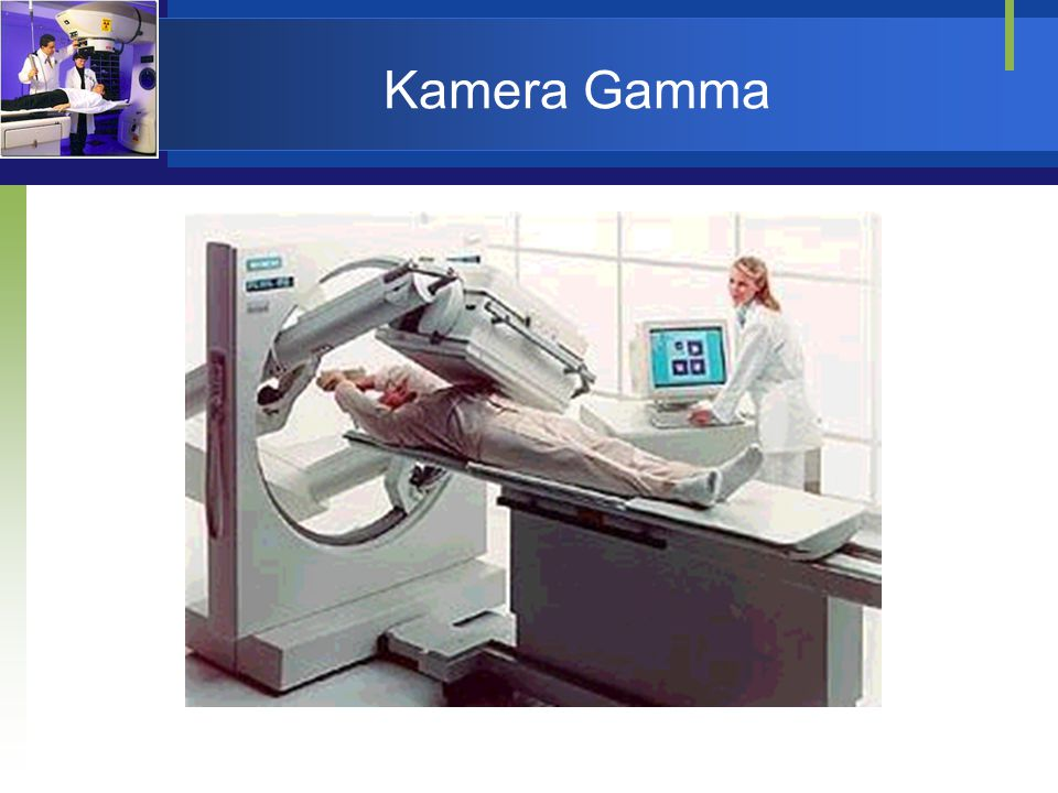 Kamera Gamma