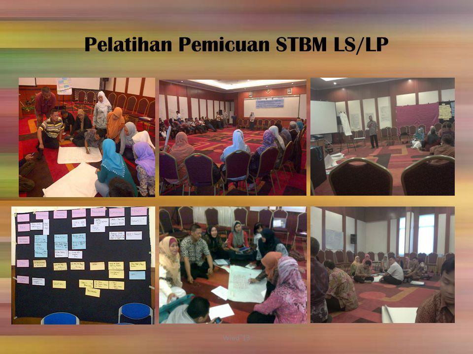 Pelatihan Pemicuan STBM LS/LP