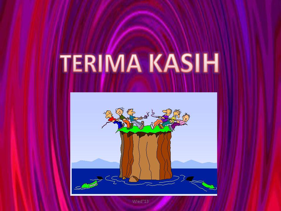 TERIMA KASIH Wied 13