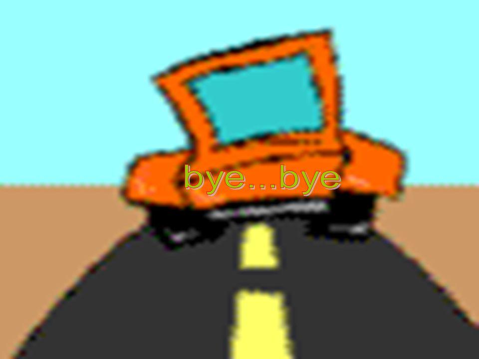 bye...bye