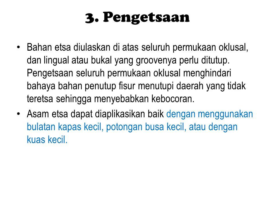 3. Pengetsaan