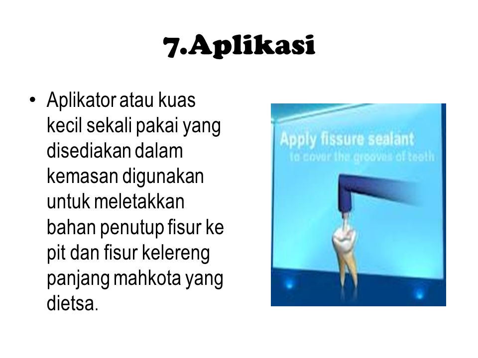 7.Aplikasi