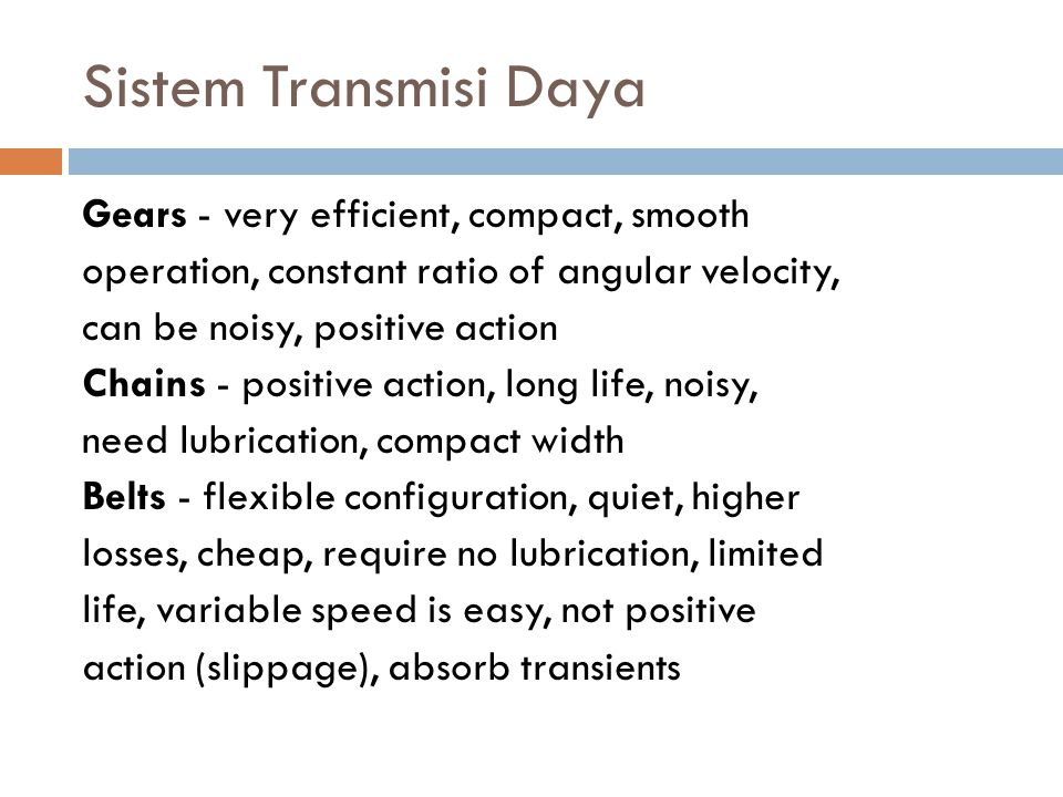 Sistem Transmisi Daya