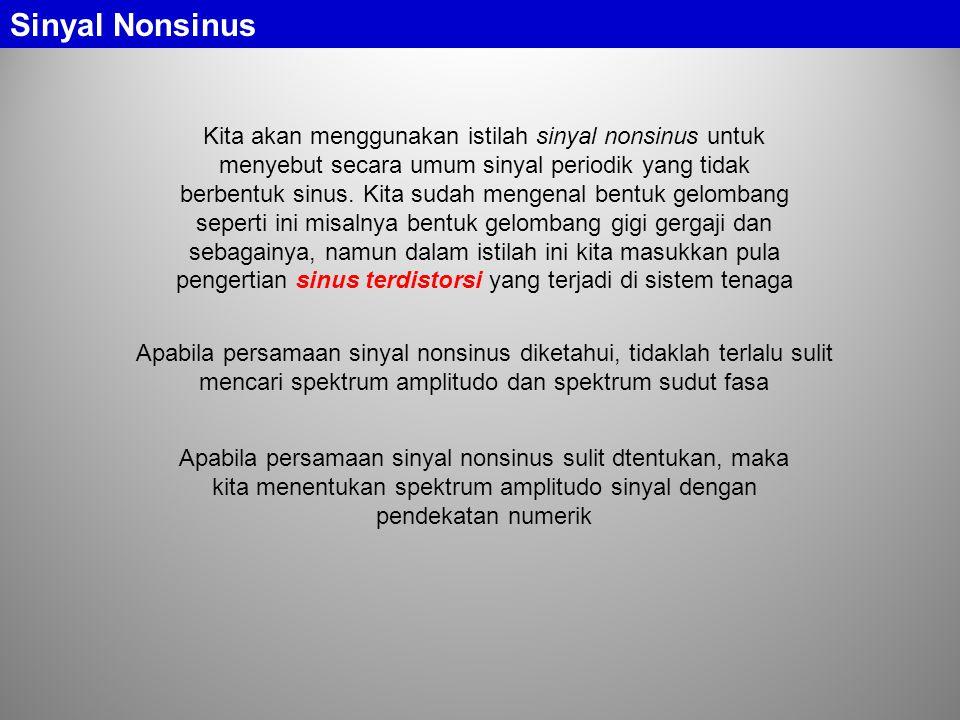 Sinyal Nonsinus