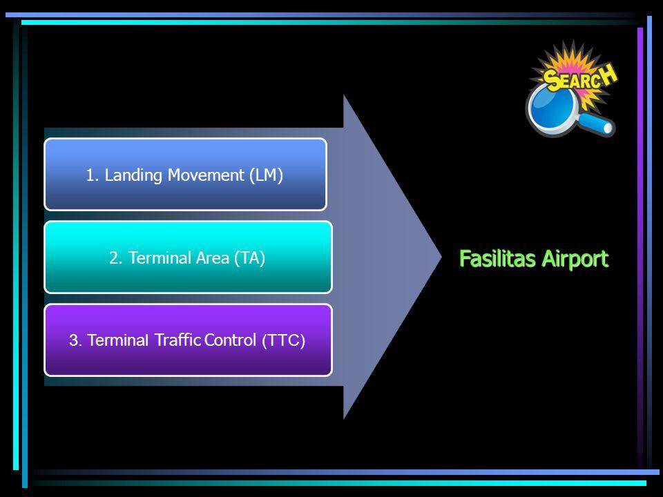 3. Terminal Traffic Control (TTC)