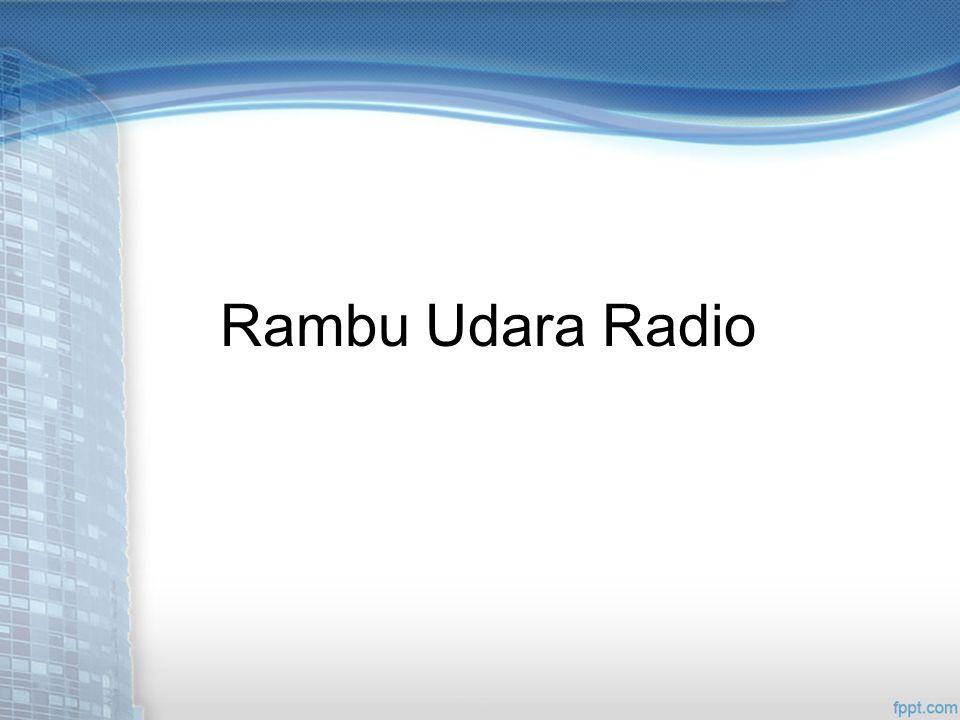 Rambu Udara Radio