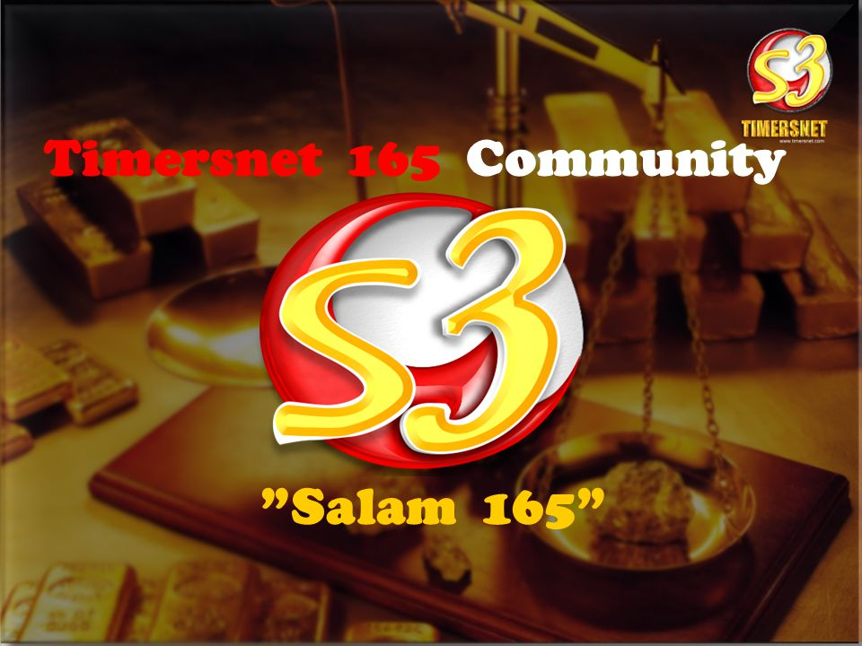 Timersnet 165 Community Salam 165