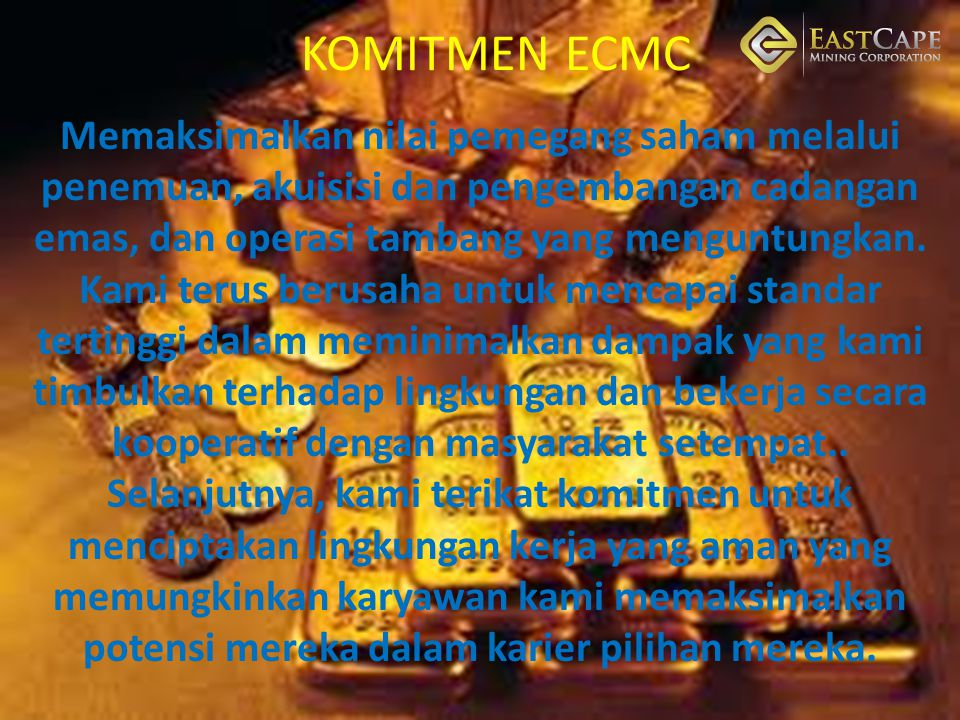 KOMITMEN ECMC