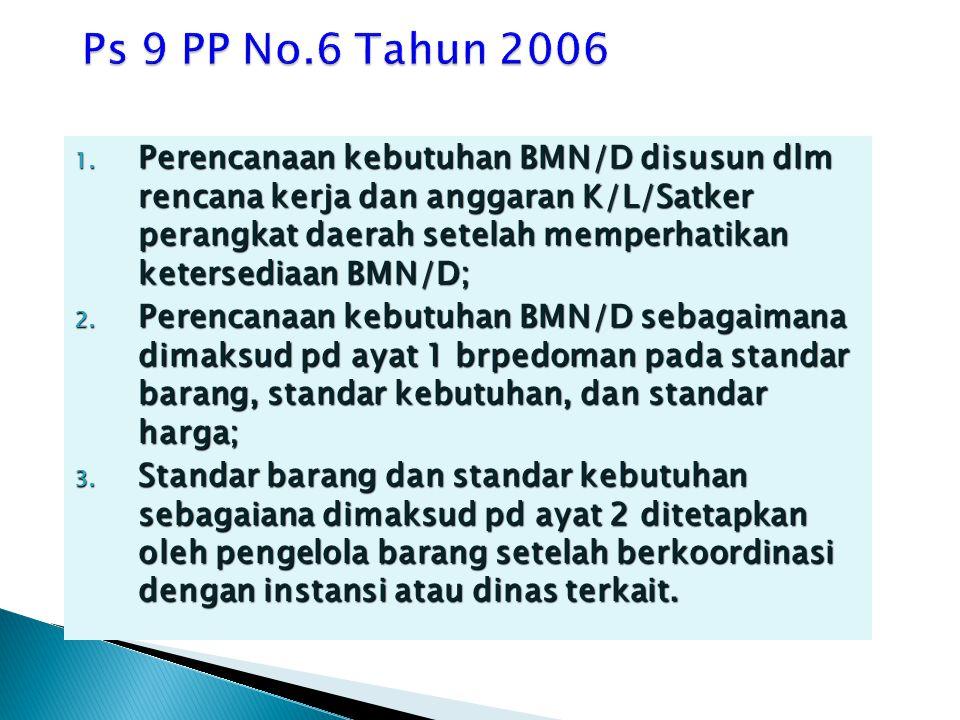 Ps 9 PP No.6 Tahun 2006