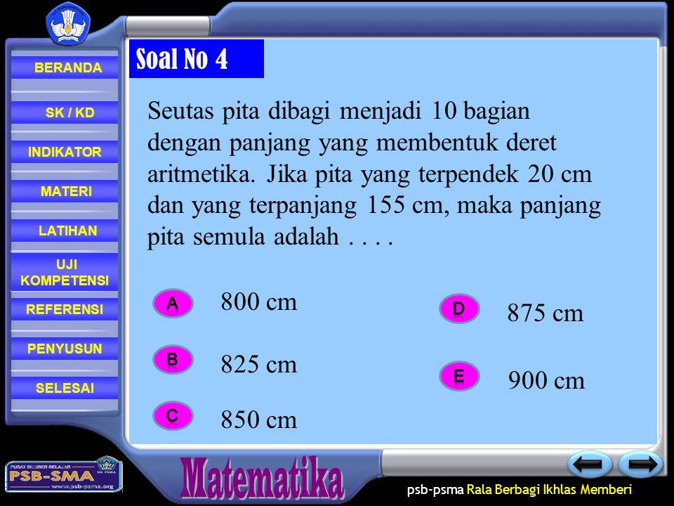 Soal No 4