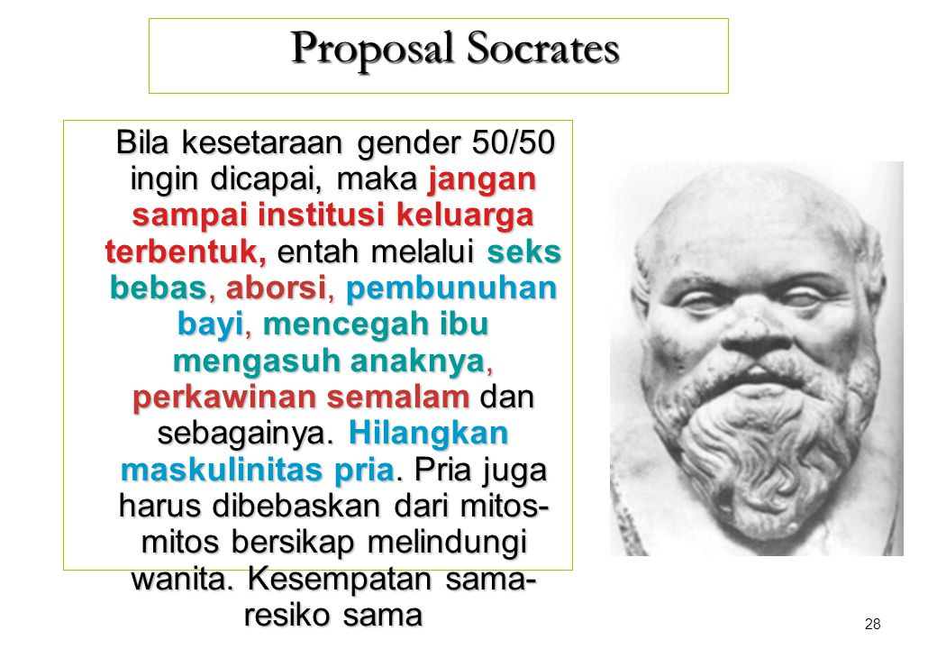 Proposal Socrates