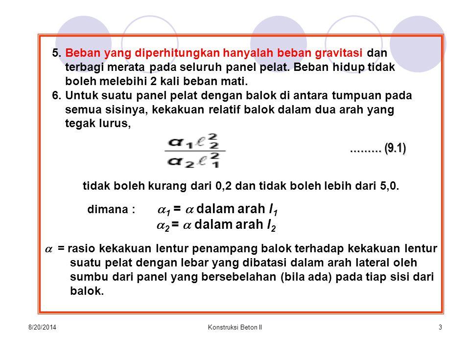 a1 = a dalam arah l1 a2 = a dalam arah l2