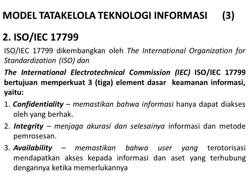 MODEL TATAKELOLA TEKNOLOGI INFORMASI (3)