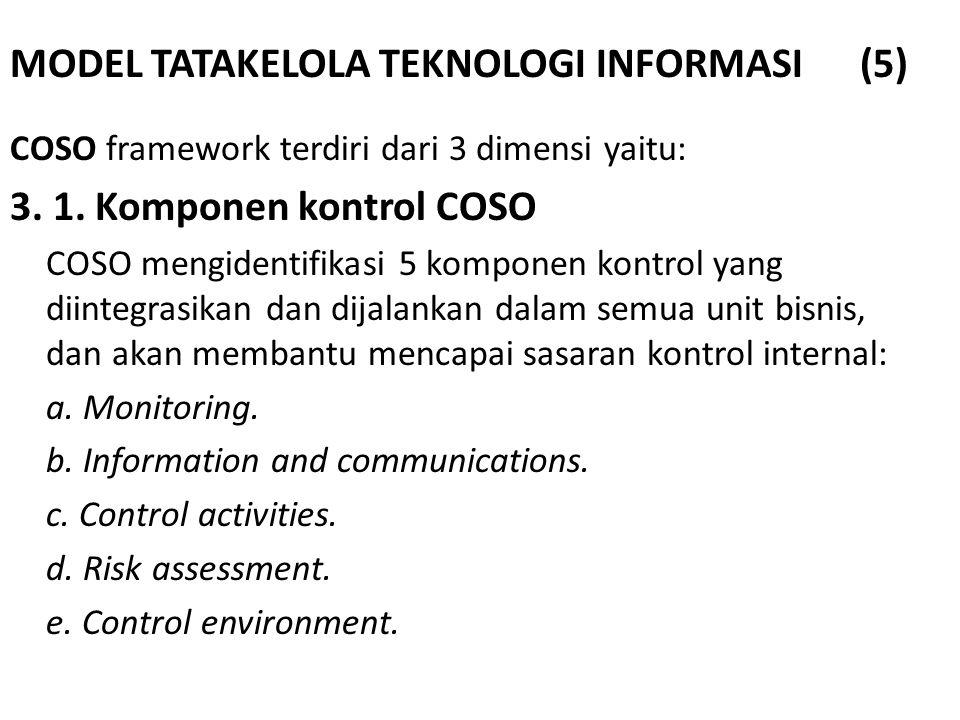 MODEL TATAKELOLA TEKNOLOGI INFORMASI (5)