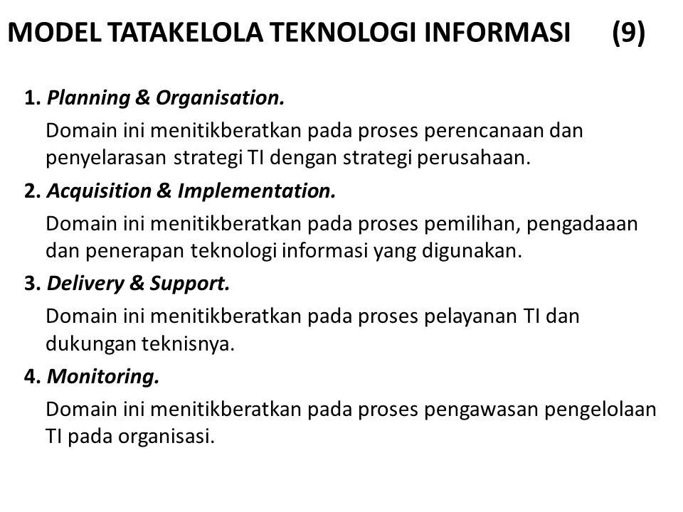 MODEL TATAKELOLA TEKNOLOGI INFORMASI (9)