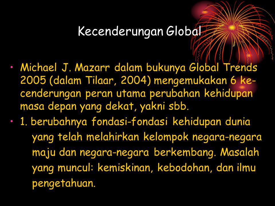 Kecenderungan Global