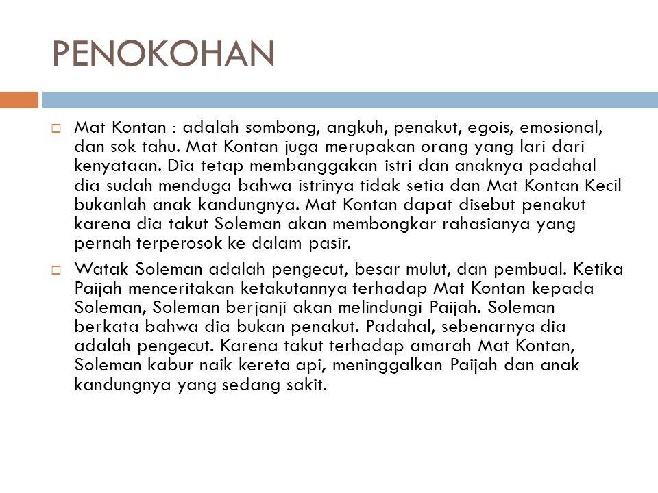 PENOKOHAN