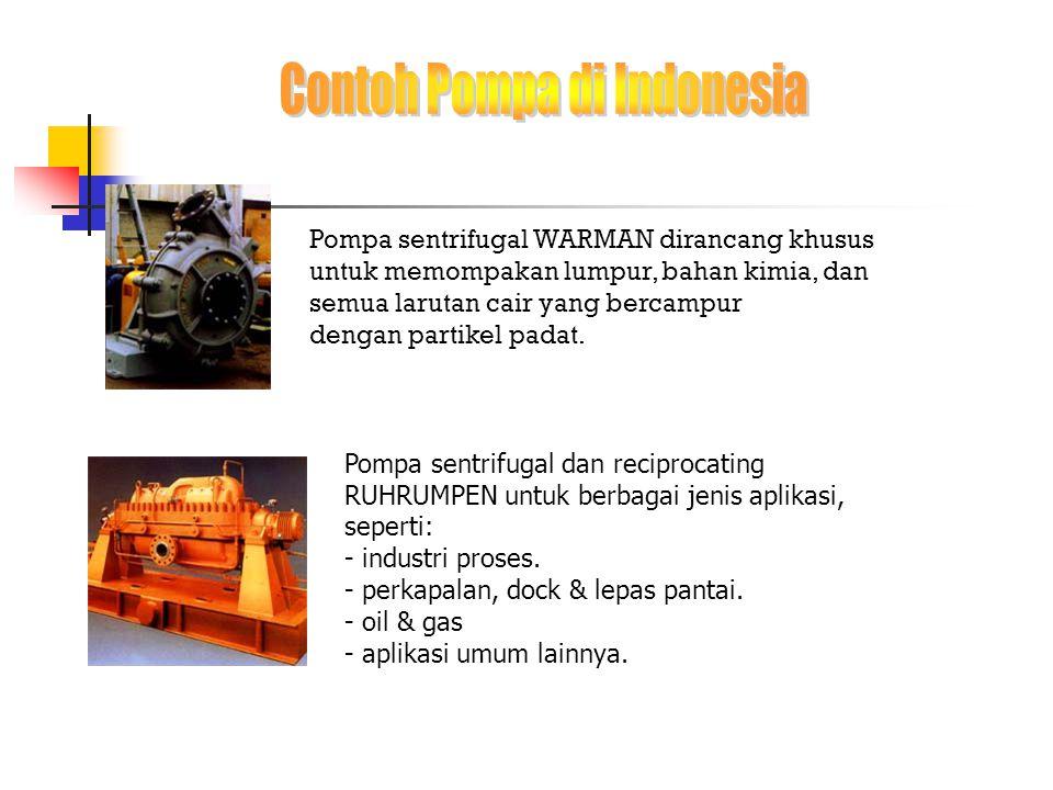 Contoh Pompa di Indonesia