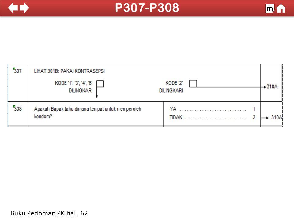 P307-P308 m SDKI 2012 100% Buku Pedoman PK hal. 62