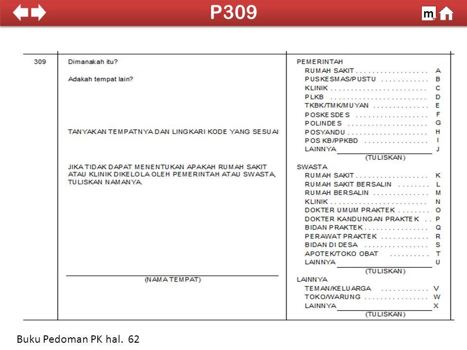P309 m SDKI 2012 100% Buku Pedoman PK hal. 62