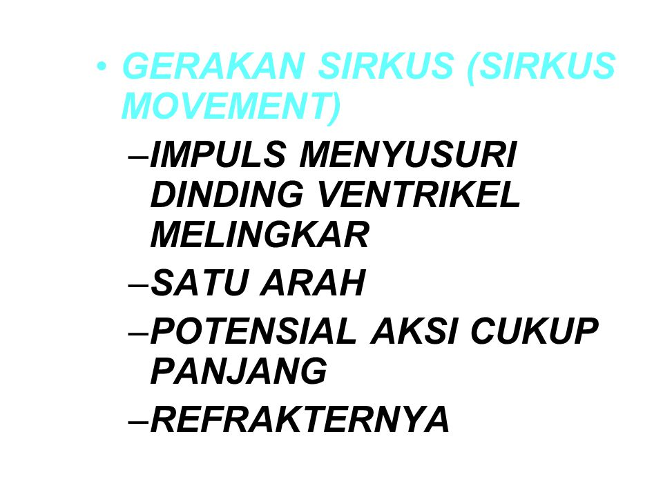 GERAKAN SIRKUS (SIRKUS MOVEMENT)