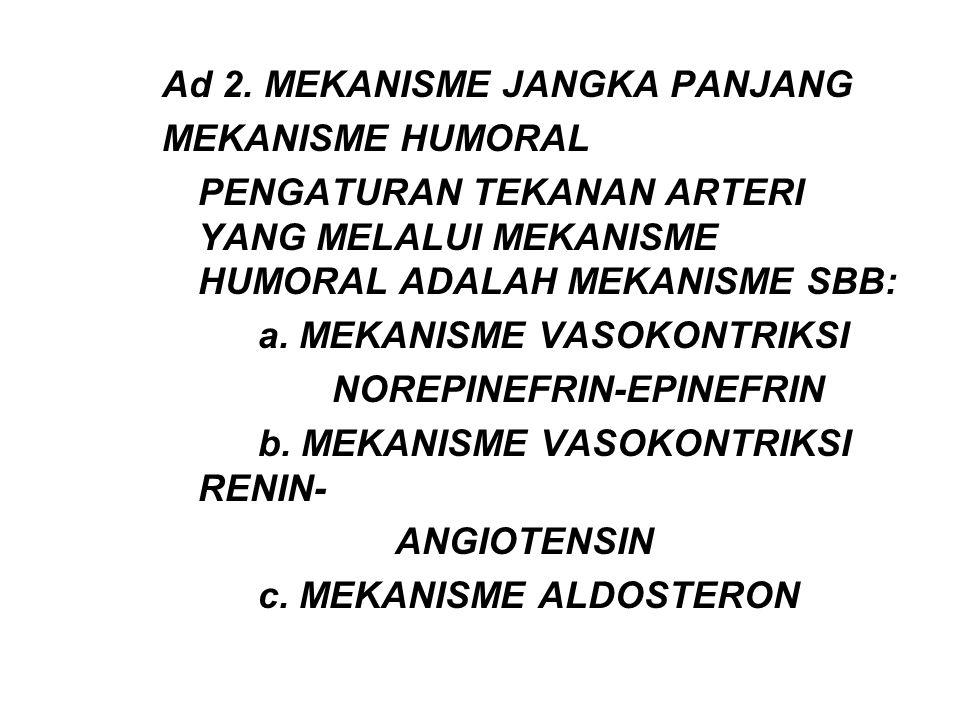 Ad 2. MEKANISME JANGKA PANJANG