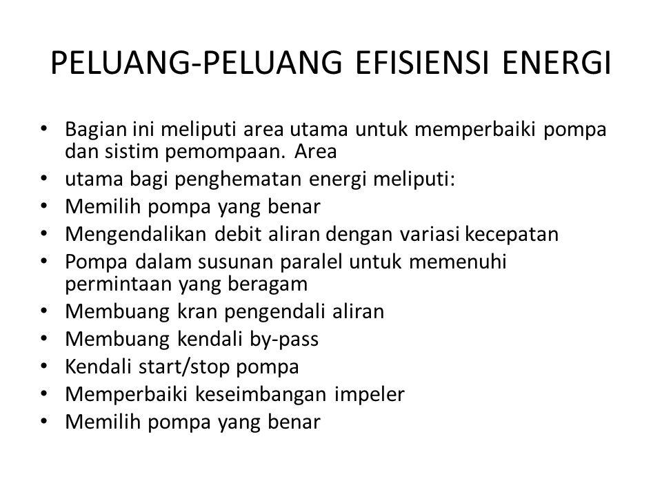 PELUANG-PELUANG EFISIENSI ENERGI