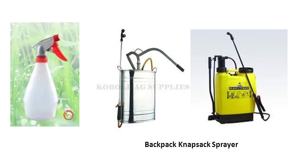 Backpack Knapsack Sprayer