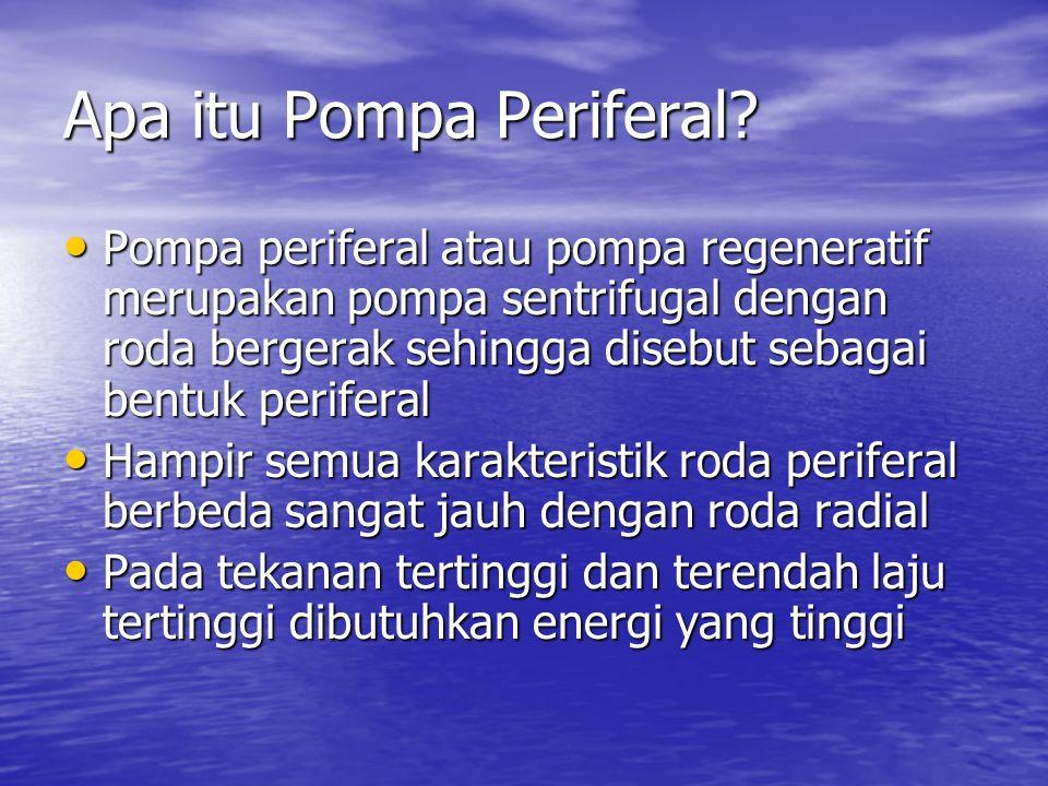 Apa itu Pompa Periferal