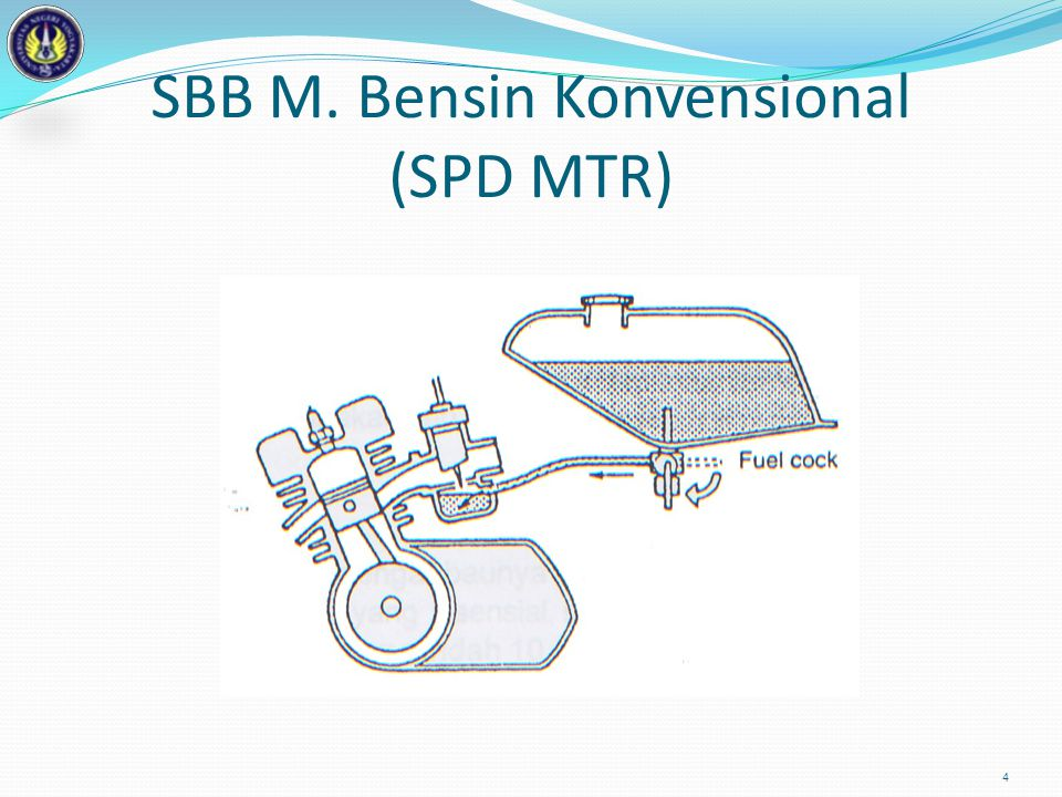 SBB M. Bensin Konvensional (SPD MTR)
