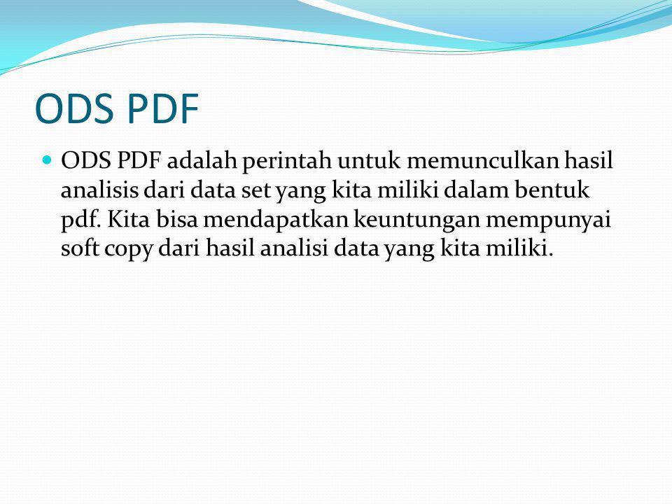 ODS PDF