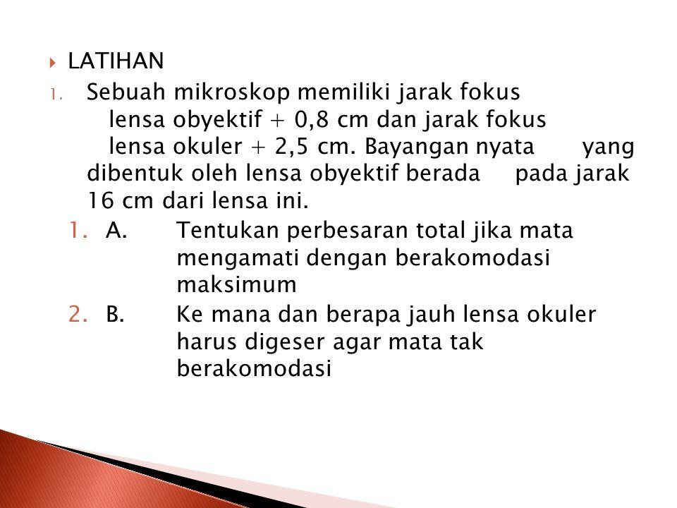 LATIHAN