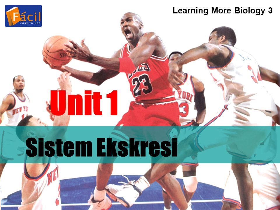 Learning More Biology 3 Unit 1 Sistem Ekskresi