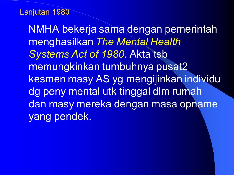 Lanjutan 1980