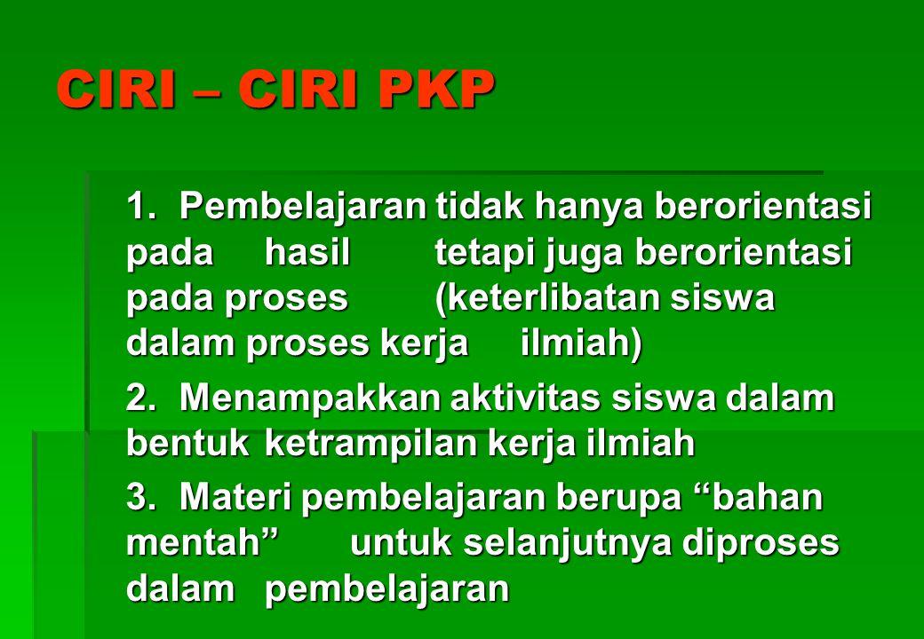 CIRI – CIRI PKP