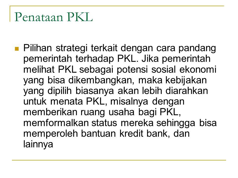 Penataan PKL