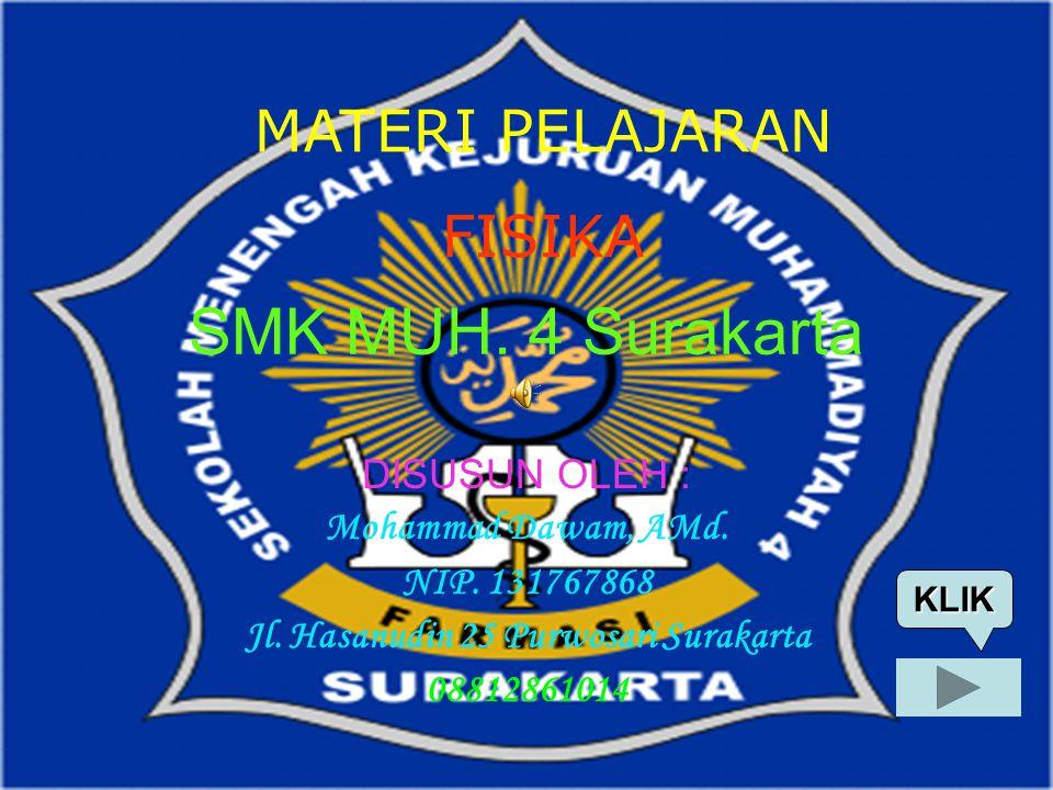 Jl. Hasanudin 25 Purwosari Surakarta