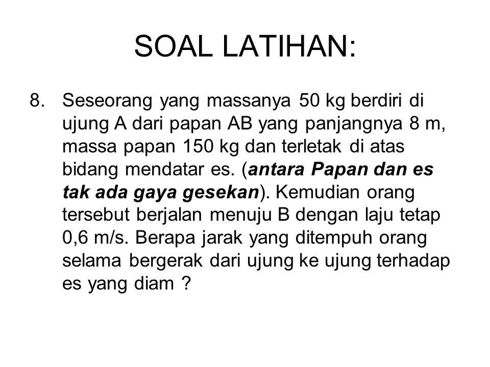 SOAL LATIHAN: