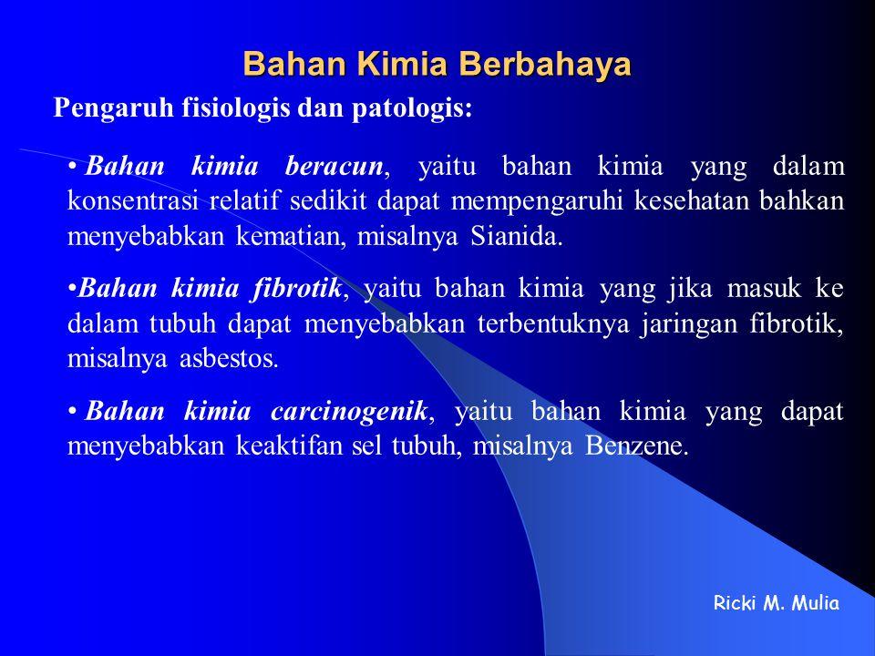 Pengaruh fisiologis dan patologis: