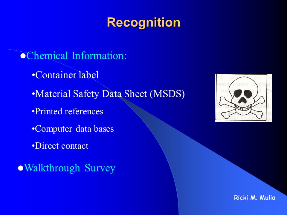 Chemical Information: